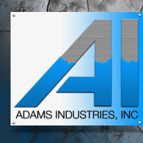 Adams Industries, Inc. - Paint Stripping, Coating Removal, Paint Line Hooks & Racks
